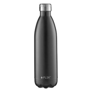 FLSK Trinkflasche 1000ml Black