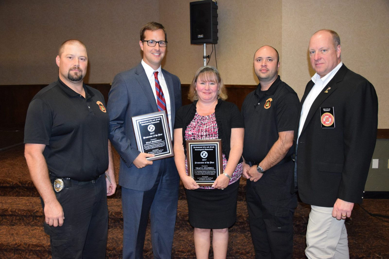 2017 Prosecuting Attorneys of the Year