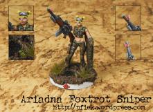 Ariadna - Foxtrot Rangers Sniper