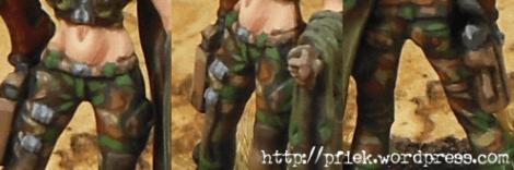 Foxtrot Sniper - Tarnmuster