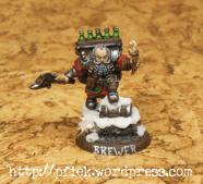 Godslayer - Brewer of Odrorir