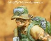 Infinity - Ariadna - Foxtrot Ranger - Nahaufnahme Gesicht
