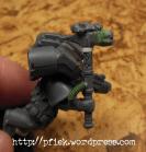 Suncaller Wolfspriester / Wolf Priest (3/6) - Waffendetails / Weapon details