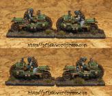 Dystopian Legions - FSA - Treadbikes