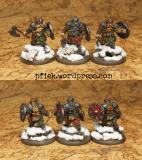 Godslayer - Nordgaard - Fjell Warriors - Trooper 5 - 7