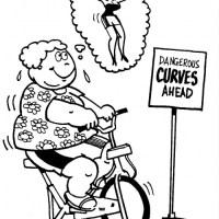 Dangerous (Hot Body) Curves Ahead