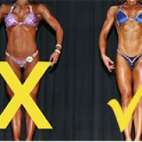 Bikini and Figure: What the Judges Want