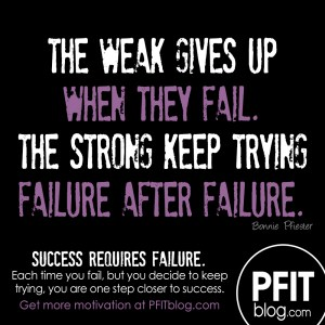weak give up