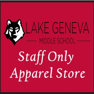 LGMS Staff Apparel- Store will be open until September 30, 2021. Garments will be delivered to LGMS within 2 weeks of store closing.