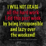 I will not erase my hard work
