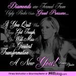 Diamond in the making