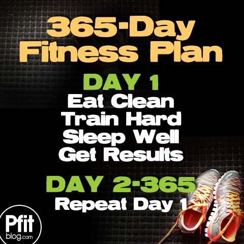 365 fitness plan