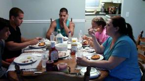 Tasha's family