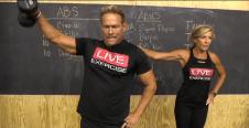 1 arm shoulder raise