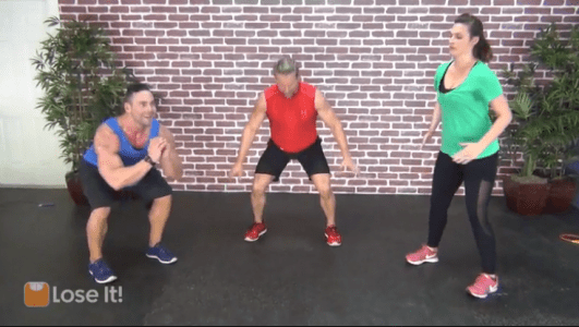 lose it conditioning workout