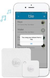 tile app find phone