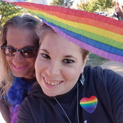 Why Dani Supports PFLAG