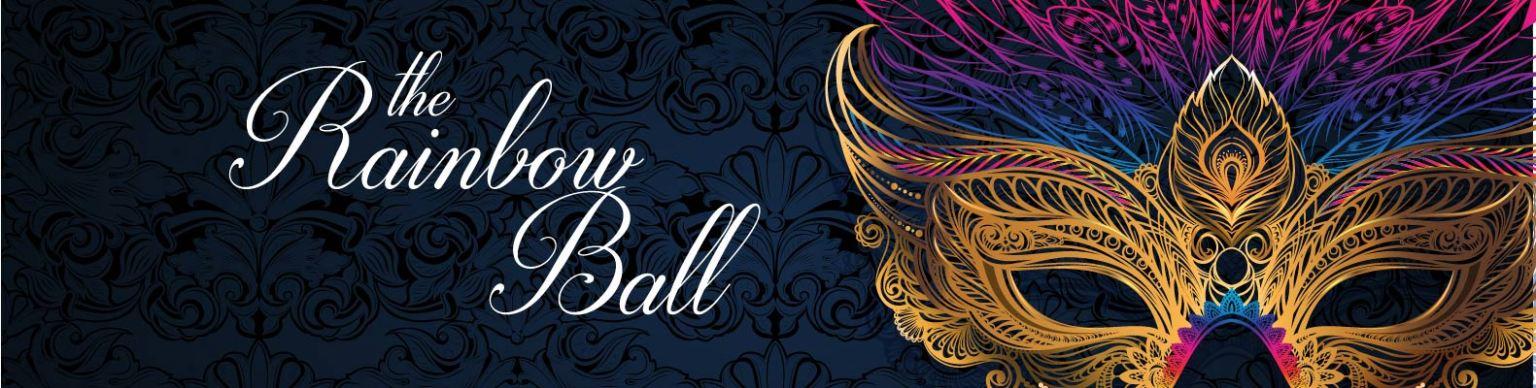 PFLAG Rainbow Ball