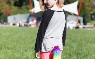 Spartanburg Pride Festival 2018 M with tail