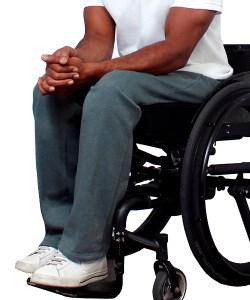 *JannesT* Sweat Rollstuhl-Pflegehose