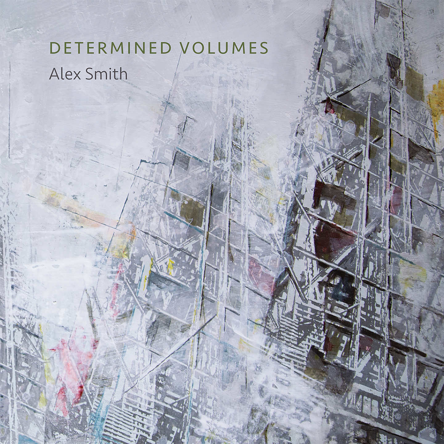 Alex Smith, Determined Volumes, PFMCD140