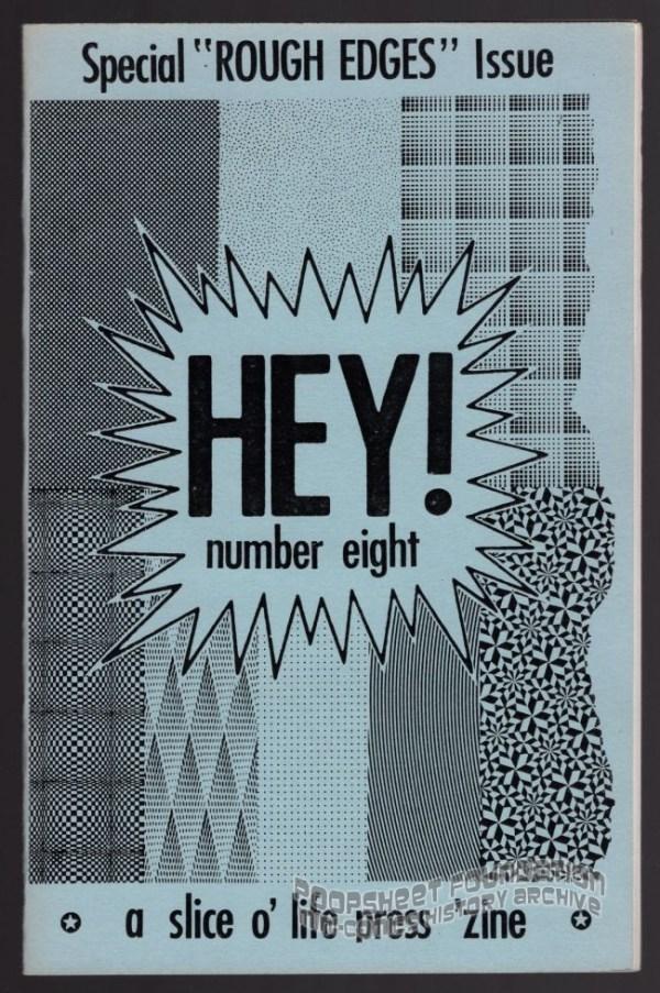 Hey! #8 cover art