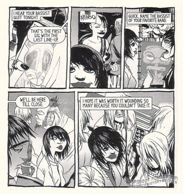 Tom Williams sample page for Panel: Music