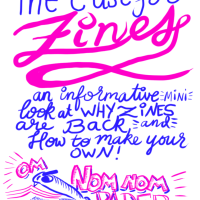 The Case for Zines Riso zine