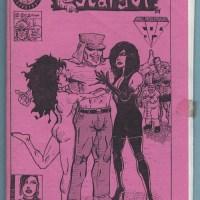 ESCARGOT #2 mini-comic DAVE BERNS Floydman Sumner TROY HICKMAN small press 1994