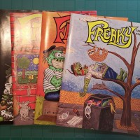 "Freaky #5 | Andrew ""the Slow Poisoner"" Goldfarb"