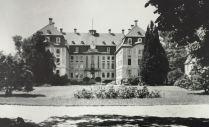 Kunstdenkmäler 1939, Pförten, Schloss, Ehrenhof