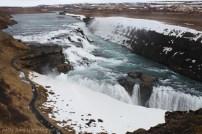 Gullfoss Waterfalls