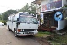 Bus from Sona to Santa Catalina