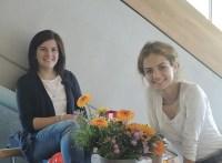 Dorothee G. und Sati K.