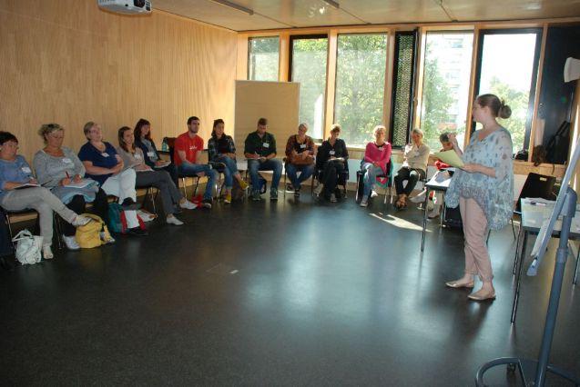 Fokus B mit Theresa Köckeritz