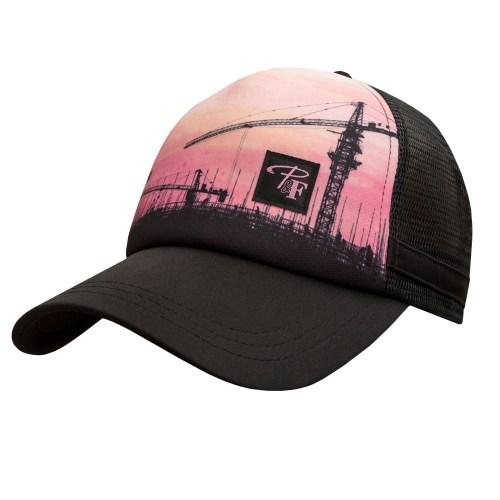 P&F Workwear   Womens Cap   Trucker hat