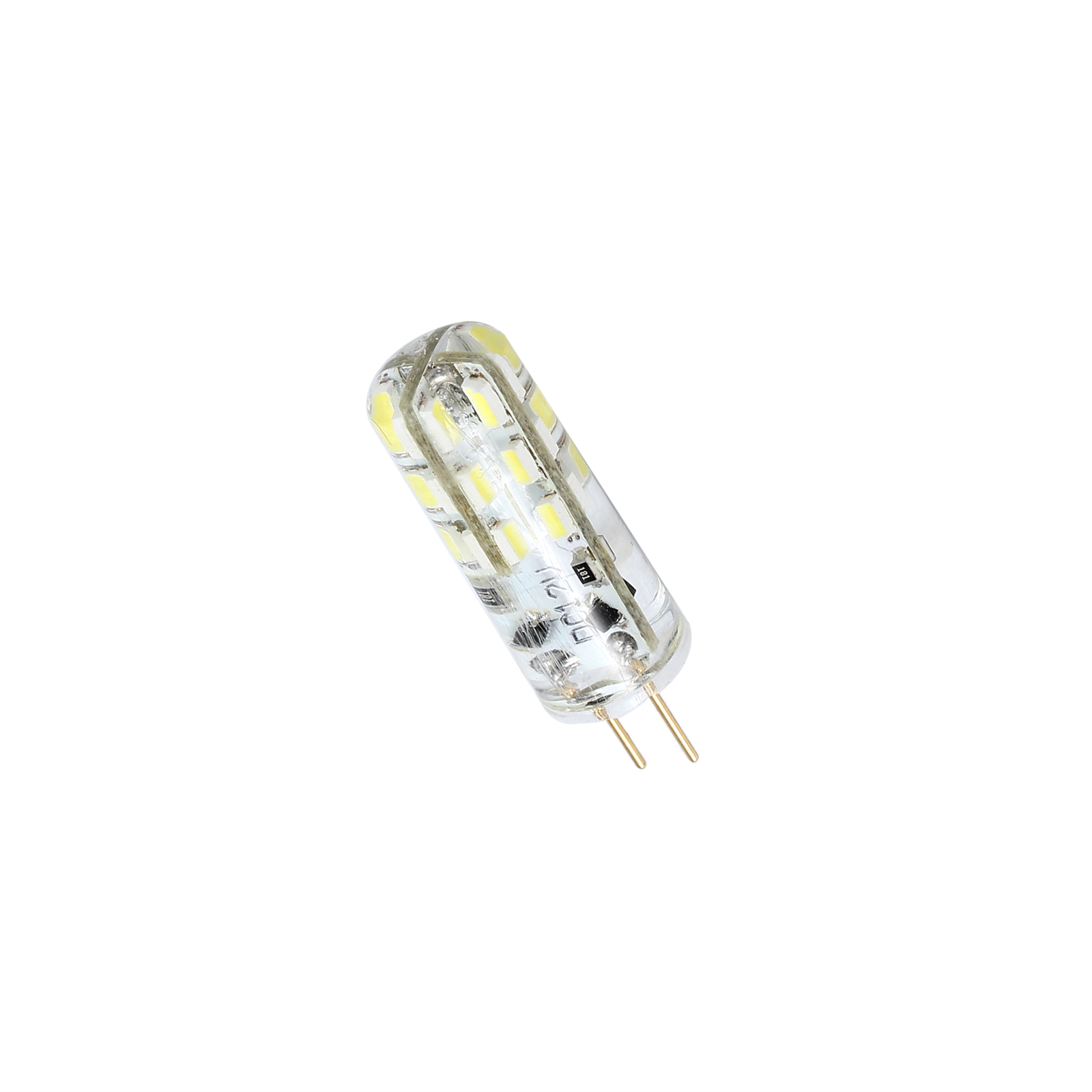 10pcs G4 Led Smd Capsule Corn Light Bulb Replace Halogen