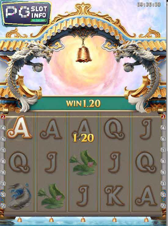 PG Slot เกมไหนดี Dragon Legend สล็อตออนไลน์ เกมสล็อตจากค่าย PG