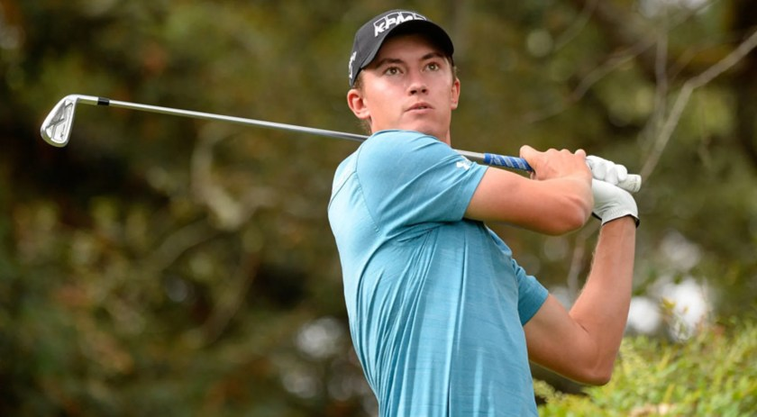 Hard work paying off for Maverick McNealy on Web.com Tour