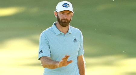 Dustin Johnson Poised For Weekend Run At The Genesis Invitational