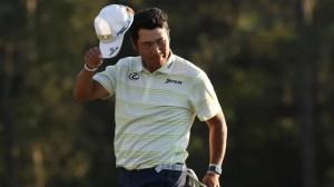 Hideki Matsuyama looks ahead after a big breakthrough