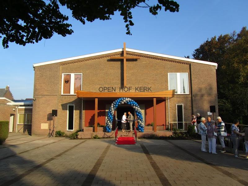 Open Hof Kerk adres Kerkgebouw
