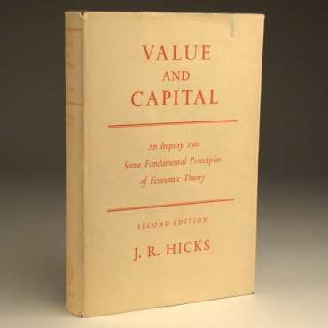 value-and-capital-jr-hicks-1946
