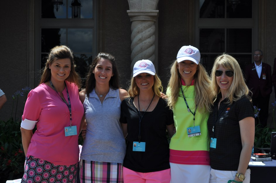 DeAnna Pettersson, Angie Oberholser, Kelly Bettencourt, Meagan Laird, Amy Wilson