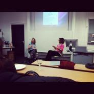 Amy Rushton interviewing Bernardine Evaristo (Sister Earth, Keynote)