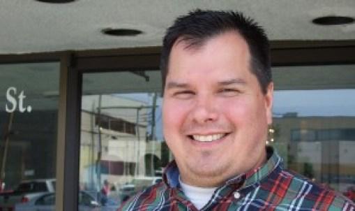 Federal NDP candidate in Cariboo-Prince George Trent Derrick.
