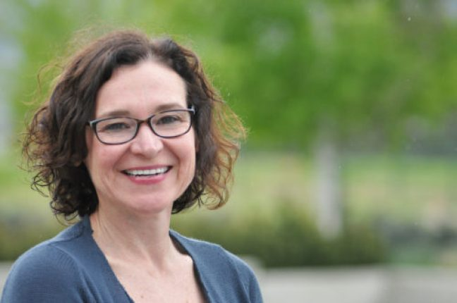 Kathleen Martin Ginis is a professor in UBC Okanagan's School of Health and Exercise Sciences.