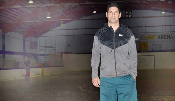 Jon LaFontaine has taken over the lease at the Roll-A-Dome. Bill Phillips photo