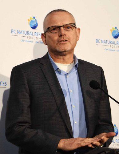 Paul Kalil of Pacific Bioenergy. Bill Phillips photo