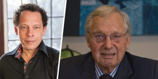 Lawrence Hill, a critically acclaimed Canadian author and screenwriter, and Thomas Berger, a prominent lawyer and former B.C. Supreme Court Justice, will receive honorary degrees at UNBC's 2018 Convocation.